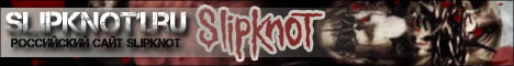 Slipknot Fan Site - Slipknot1.ru by Unspoiled